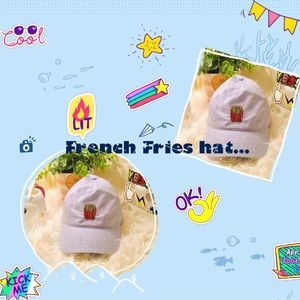 Accessories - French Fries Hat !